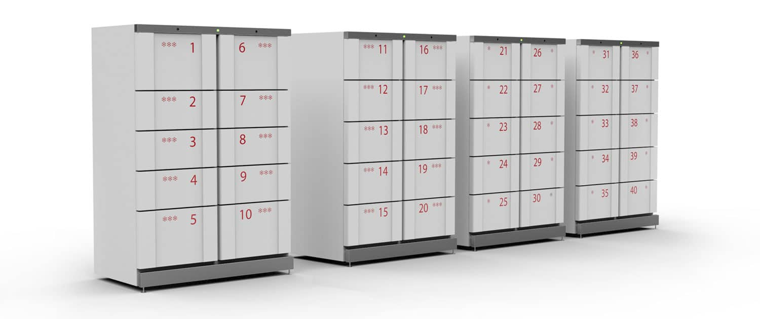 Cool Lockers