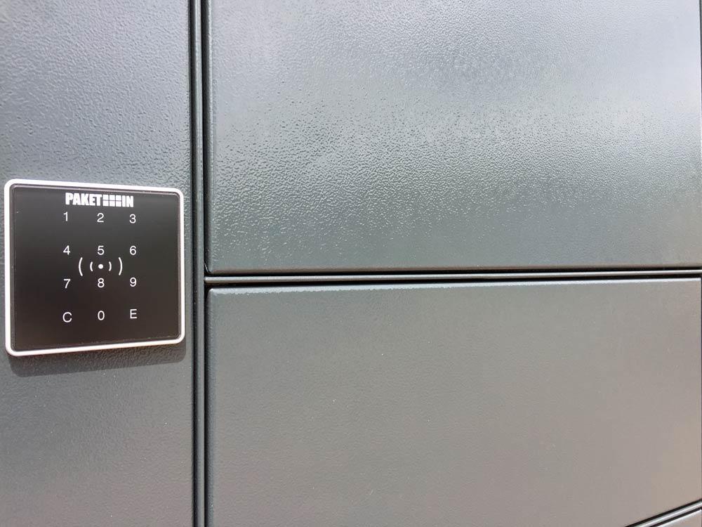 PIN/RFID-Bedienterminal